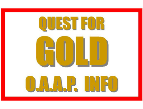 2017-18 Quest for Gold