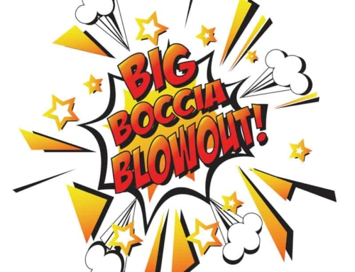 2020 Big Boccia Blowout